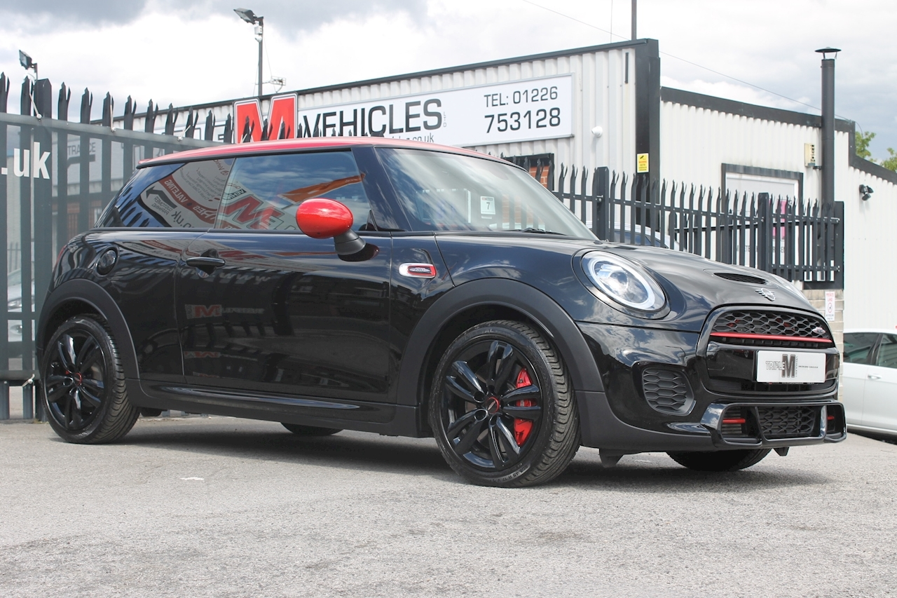 MINI Hatch John Cooper Works Hatch Hatchback 2.0 Automatic Petrol