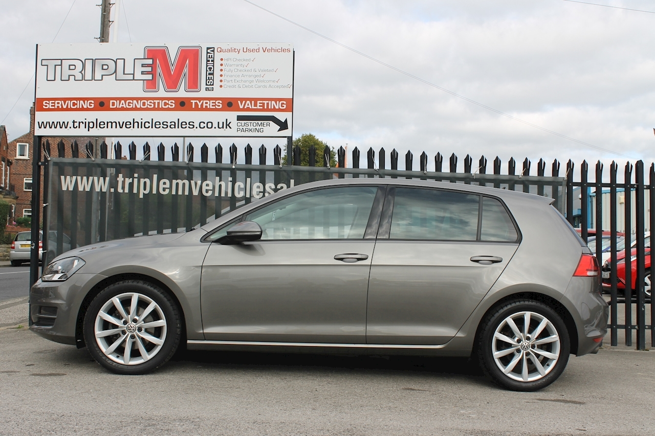 Volkswagen Golf GT Hatchback 1.4 Manual Petrol