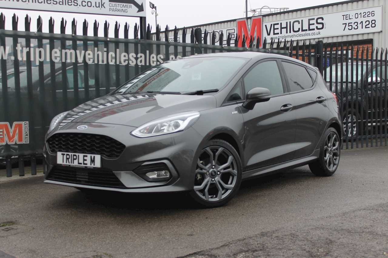 Ford Fiesta ST-Line Hatchback 1.0 Manual Petrol