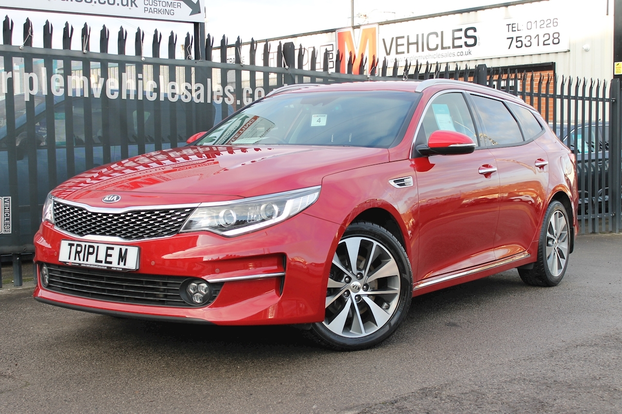 Optima 3 Sportswagon 1.7 DCT Diesel