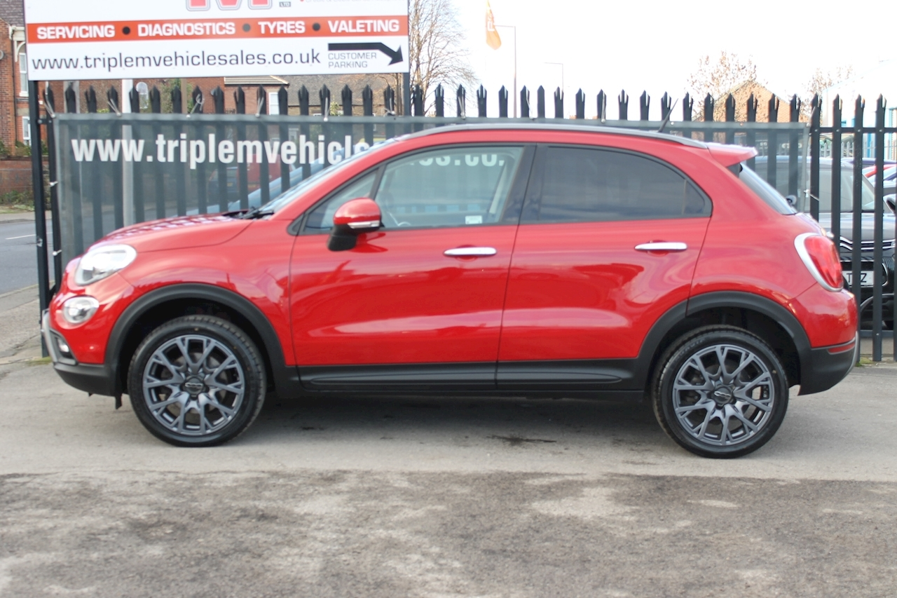 Fiat 2.0 MultiJetII Cross Plus SUV 5dr Diesel Auto 4WD (s/s) (140 ps)