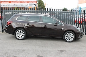 Astra Elite Cdti S/S Estate 2.0 Manual Diesel