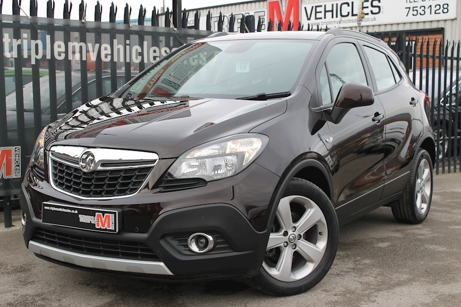Mokka Tech Line Cdti S/S Hatchback 1.7 Manual Diesel
