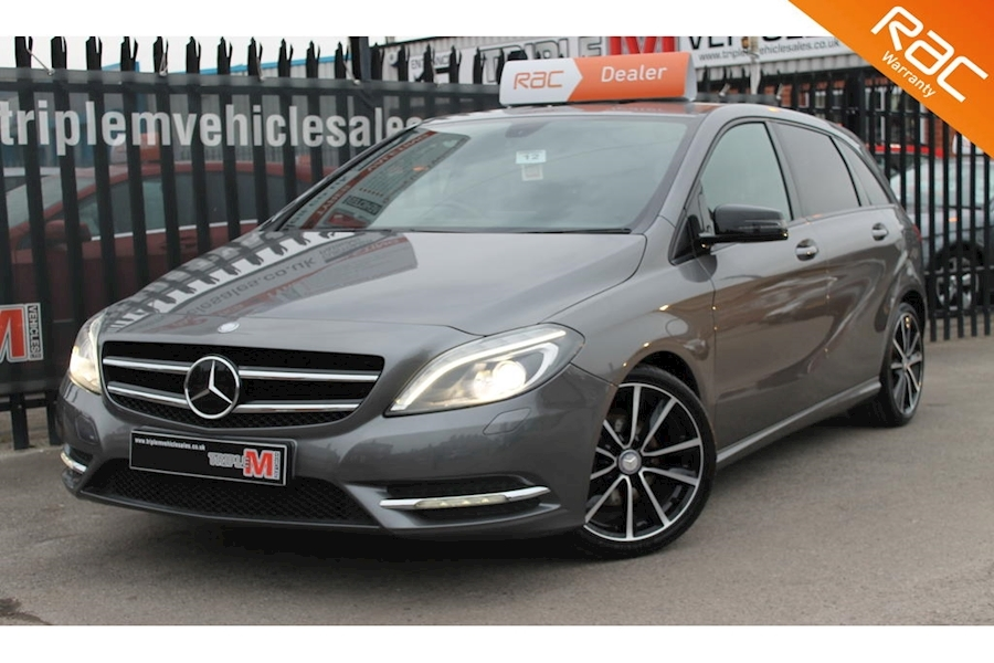 Mercedes B-Class B180 Cdi Blueefficiency Sport