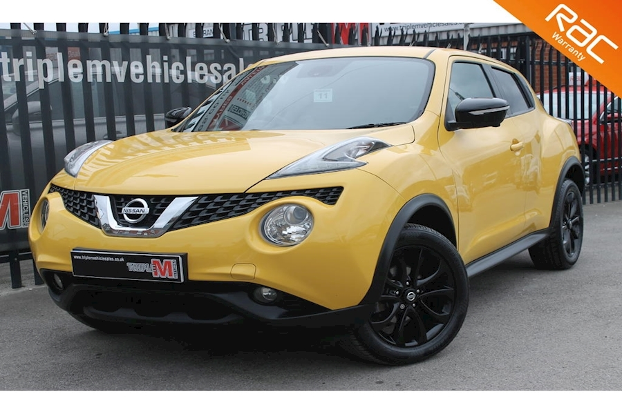 Juke Tekna Dci Hatchback 1.5 Manual Diesel