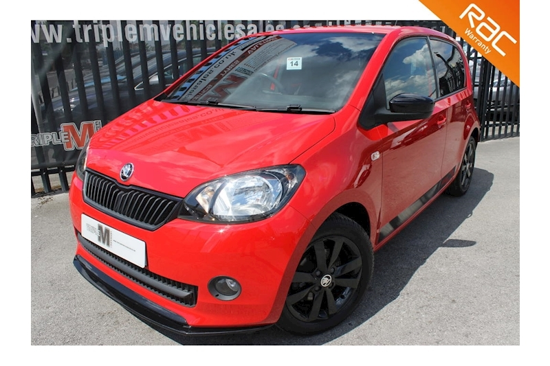 Citigo Monte Carlo Mpi Hatchback 1.0 Manual Petrol