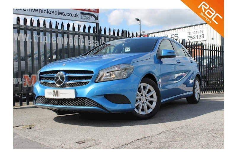 Mercedes-Benz A-Class A180 Blueefficiency Se