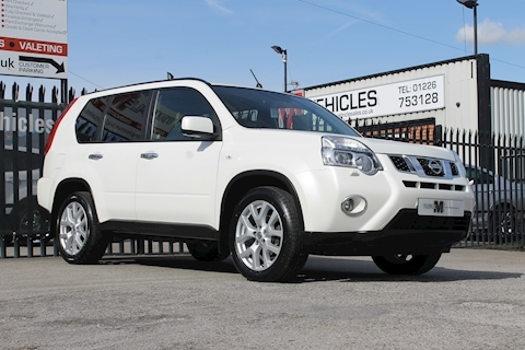 X-Trail Dci Tekna Estate 2.0 Automatic Diesel