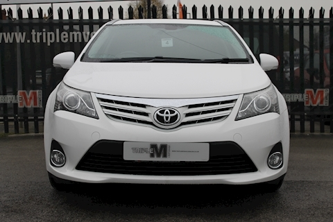 Avensis D-4D Icon Estate 2.0 Manual Diesel