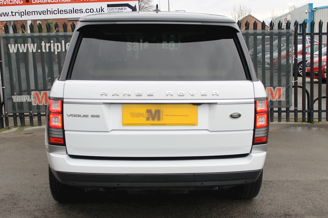 Land Rover Range Rover Tdv6 Vogue Se Estate 3.0 Automatic Diesel