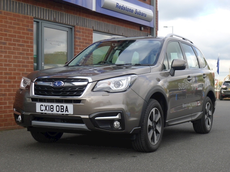Forester Xe 2.0 5dr Estate Automatic Petrol