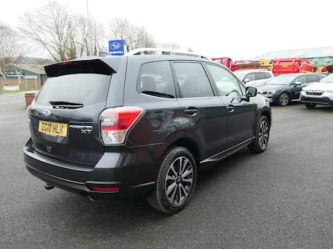2.0i XT SUV 5dr Petrol Lineartronic 4WD (240 ps)