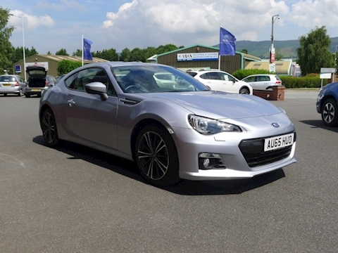 Brz I Se Coupe 2.0 Manual Petrol