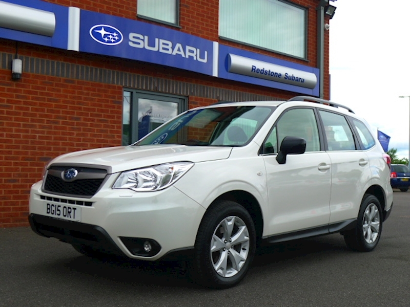 Forester D X Estate 2.0 Manual Diesel