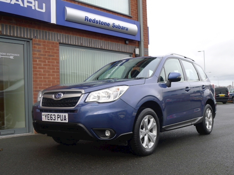 Forester I Se Estate 2.0 Manual Petrol