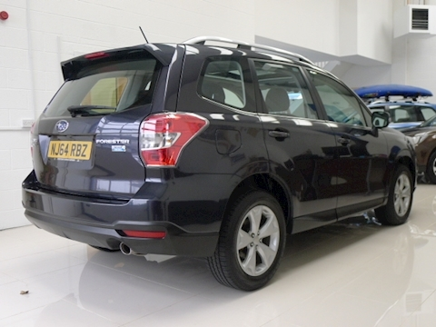 Forester D Se Estate 2.0 Manual Diesel