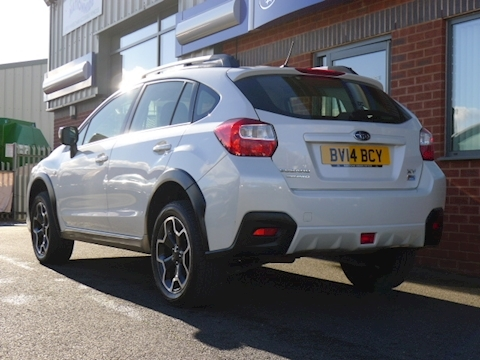 Xv D S Hatchback 2.0 Manual Diesel