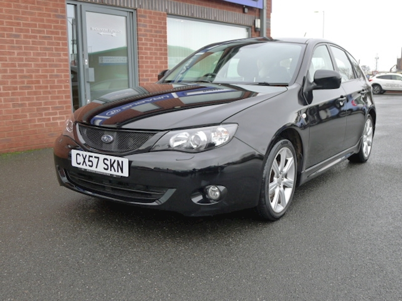 Impreza R Hatchback 2.0 Manual Petrol