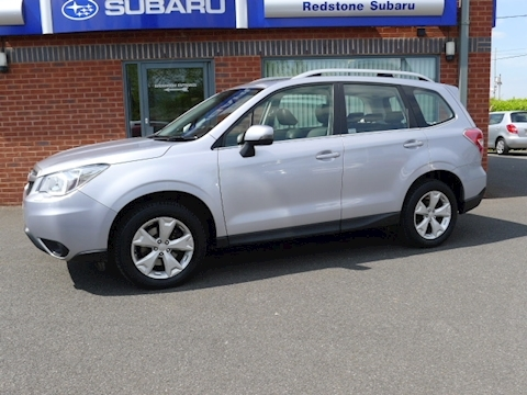 Forester D Xc Premium Estate 2.0 Manual Diesel