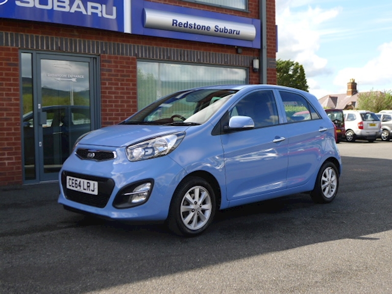Picanto 2 Ecodynamics Hatchback 1.2 Manual Petrol