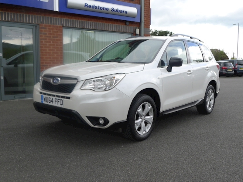 Forester D S Estate 2.0 Manual Diesel
