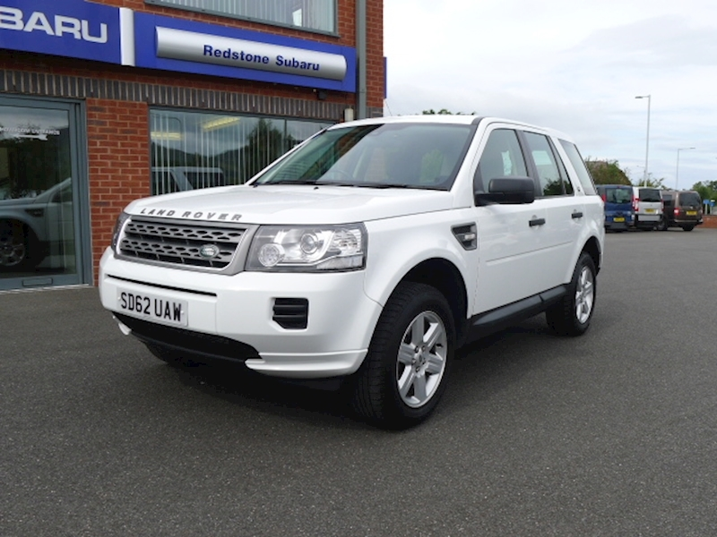 Freelander Sd4 Gs Estate 2.2 Automatic Diesel