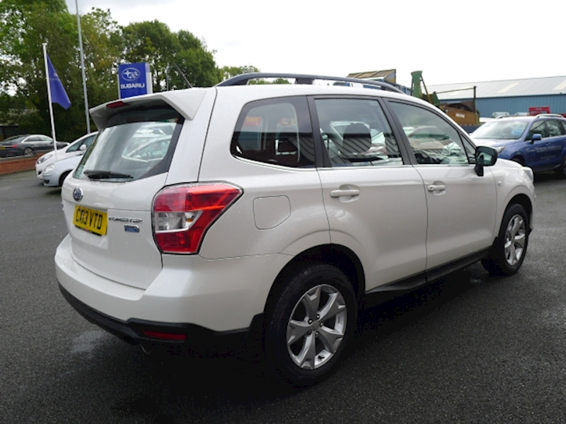 Subaru Forester D S Image 5