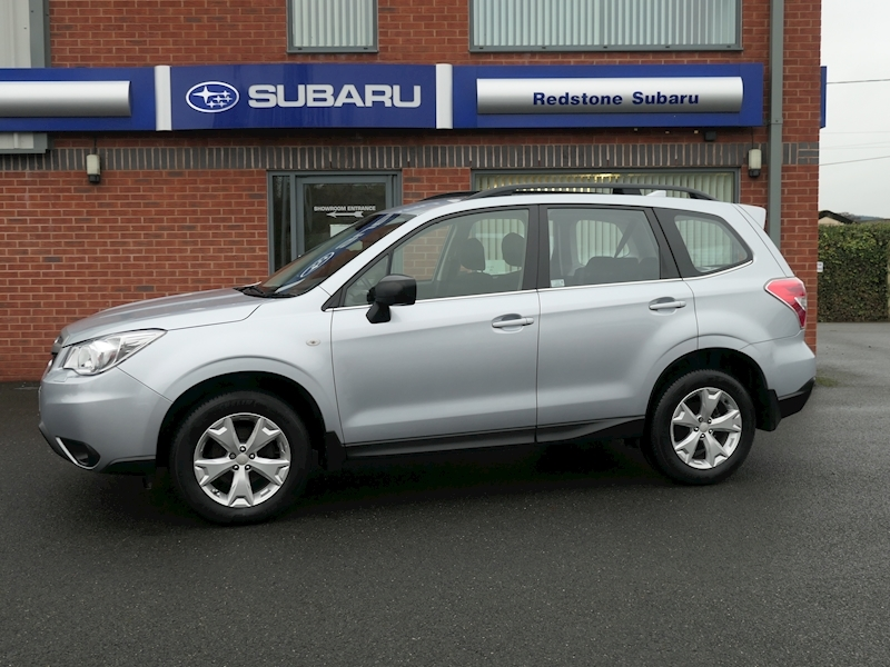 Subaru Forester X Image 1
