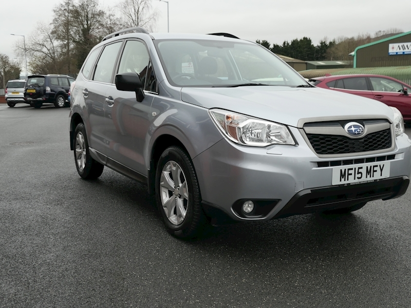Subaru Forester X Image 15