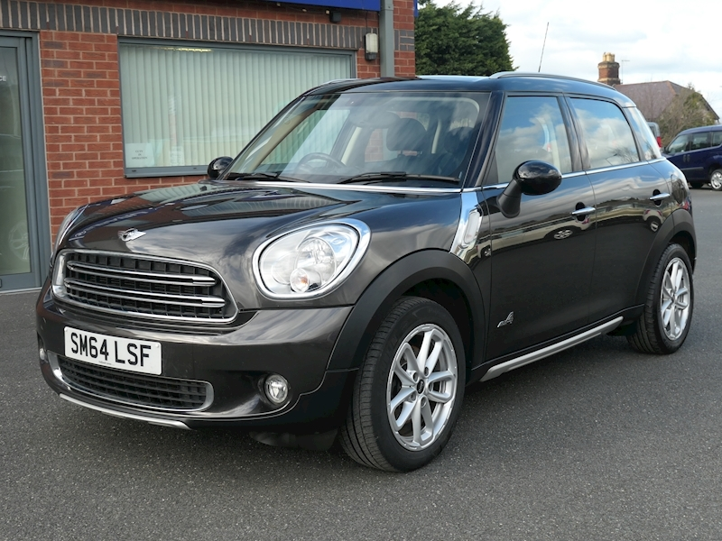 1.6 Cooper D SUV 5dr Diesel Manual ALL4 (129 g/km, 112 bhp)