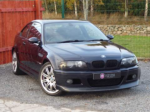 BMW 3 Series M3 Coupe 3.2 Manual Petrol