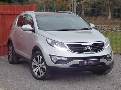 Kia Sportage Kx-3 Estate 2.0 Manual Petrol