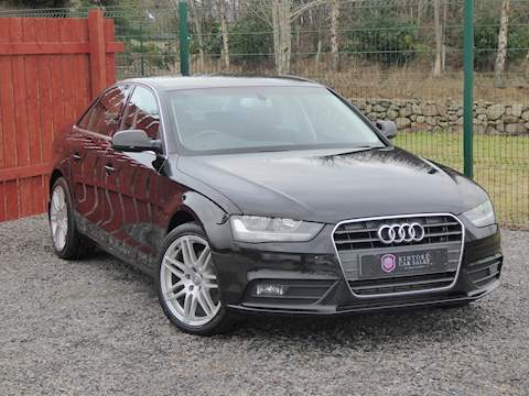 Audi A4 Tfsi Se Saloon 1.8 Manual Petrol