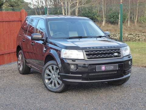 Land Rover Freelander Sd4 Sport Le