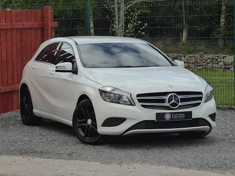 A-Class A180 Cdi Blueefficiency Sport Hatchback 1.5 Automatic Diesel