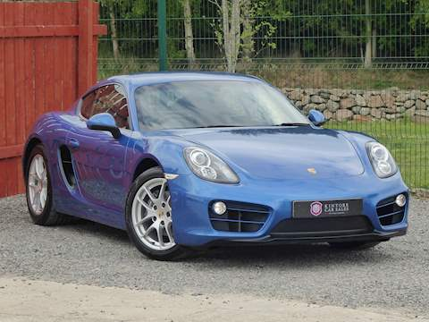 Cayman 24V Coupe 2.7 Manual Petrol