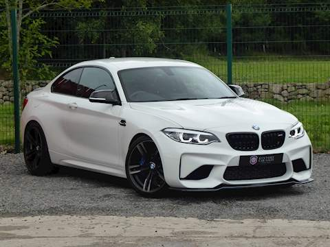 BMW M2 Series M2 3.0 Coupe 3.0 2dr Coupe Automatic Petrol