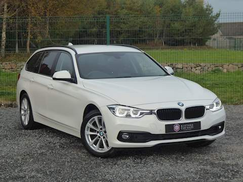 BMW 3-Series Touring 318D SE Automatic 2.0 5dr Touring Automatic Diesel