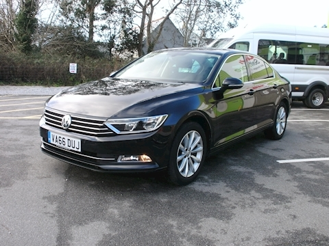 Volkswagen Passat SE Business 2.0TDI Bluemotion DSG