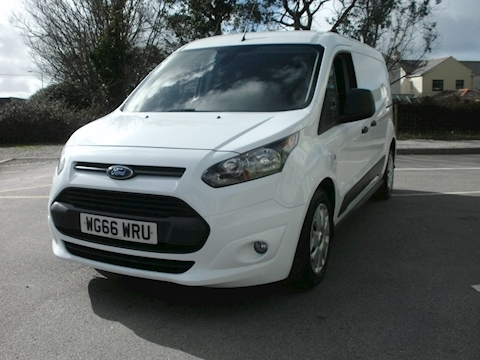 Ford Connect 210 LWB 'Trend' 1.5TDCi 100PS