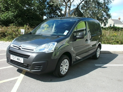Citroen Berlingo 850 'Enterprise' 1.6HDI 100PS