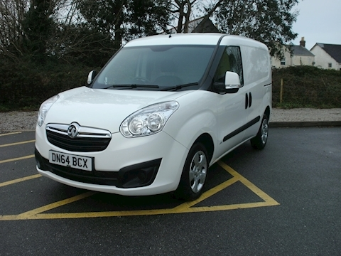 Vauxhall Combo SWB 'Sportive' 1.3CDTI 90PS