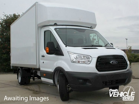 Ford Transit 350 L4 'one Stop' Luton c/w Taillift
