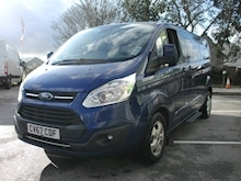 Ford Custom Tourneo 310 LWB 'Titanium' 2.0TDCi 130PS Auto - Thumb 0