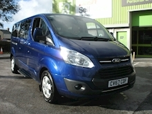 Ford Custom Tourneo 310 LWB 'Titanium' 2.0TDCi 130PS Auto - Thumb 6