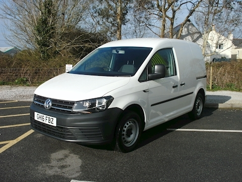 Volkswagen Caddy C20 2.0TDI 102PS Startline