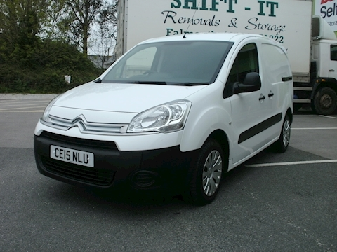 Citroen Berlingo 625 Enterprise 1.6HDI 75PS