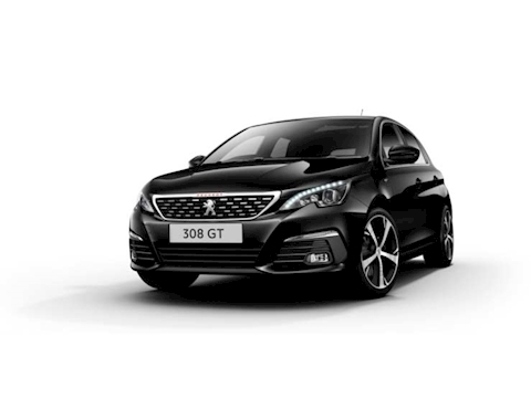 Peugeot 308 GT-Line 1.5HDI 120PS 6-Speed Manual