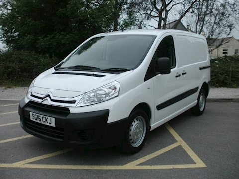 Citroen Dispatch SWB 'Enterprise' 1.6HDI