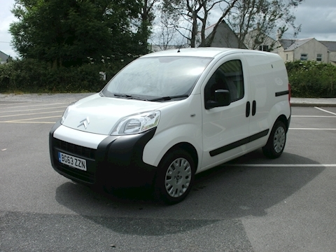 Citroen Nemo 'Enterprise' 1.3HDI